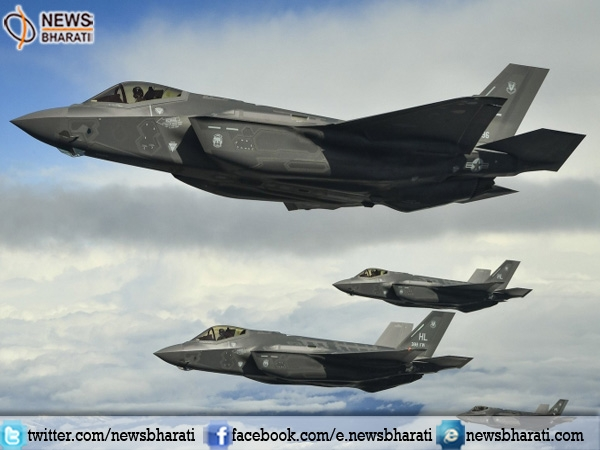 US sends F-35s to Europe; a warning sign for Russia