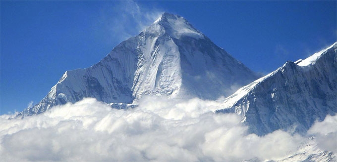 IAF to climb Mt Dhaulagiri in Nepal