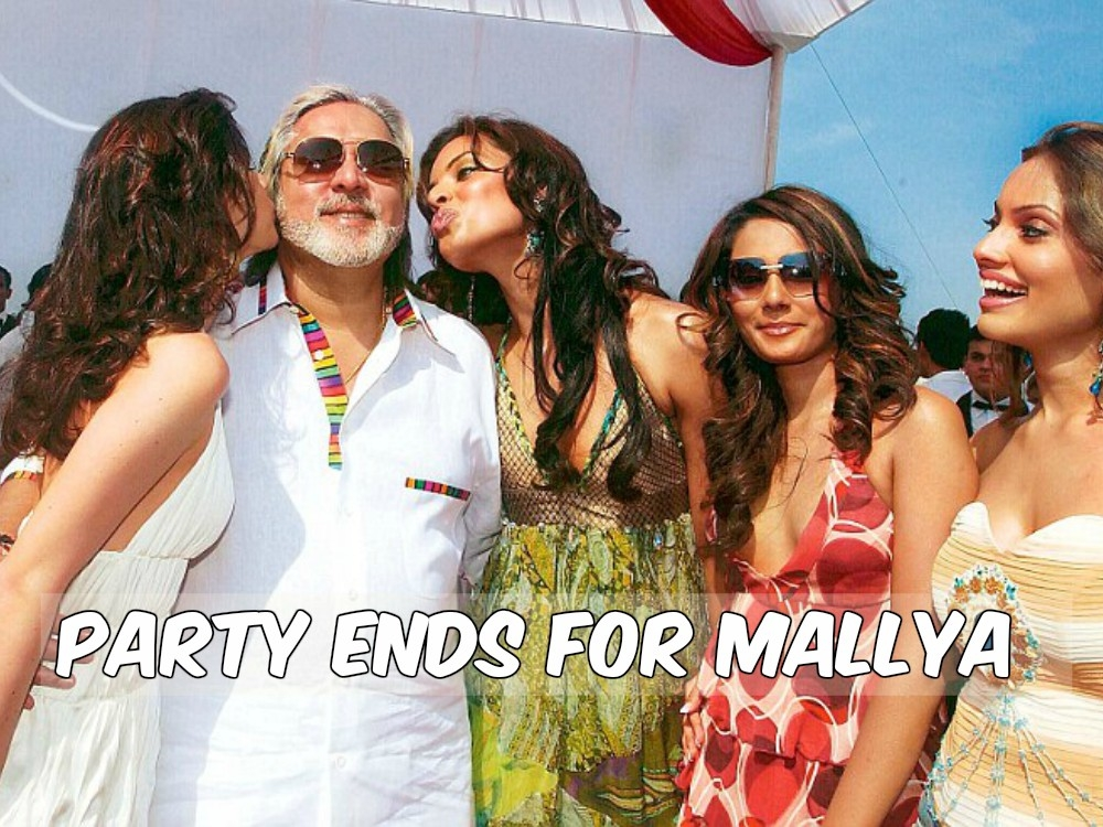 Defaulter Vijay Mallya held in the UK, granted bail