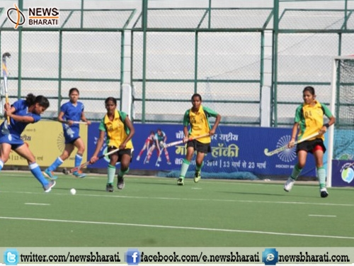 Himachal registers dominating win over Jammu and Kashmir in Women's Hockey C'ship