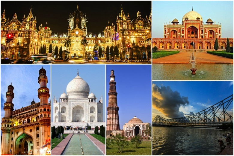 Where royalty meets culture, Come fall in love with India's beauty on this #WorldHeritageDay