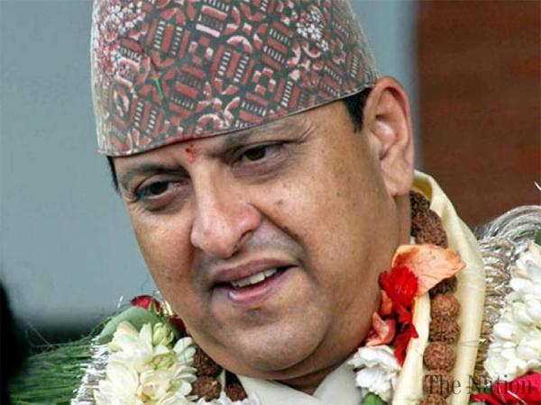 Nepal's King of Hearts