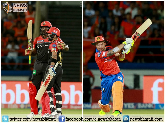 IPL 2017: RCB comprehensively defeated Gujarat Lions