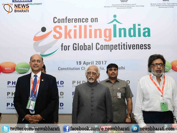 Policies need constant revision for skilling people at scale with speed, quality: Hamid Ansari