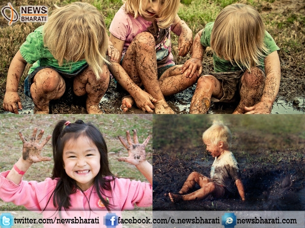 Kids must play in mud, says research; Read here why!