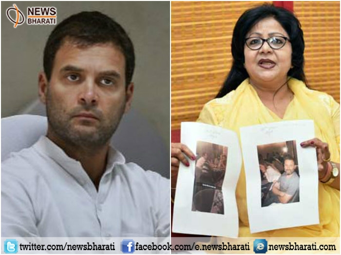 Rahul Gandhi 'mentally' unfit To Lead Congress; Delhi Congress Leader Barkha Singh