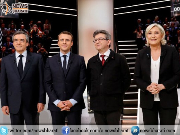 French elections are up next; see who's the leading presidential candidate