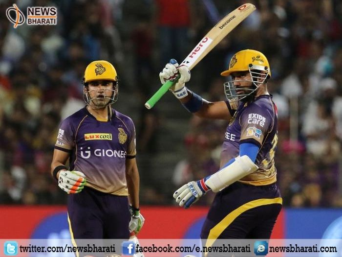IPL: Kolkata Knight Riders defeated Rising Pune Supergiant by seven wickets; gained top position