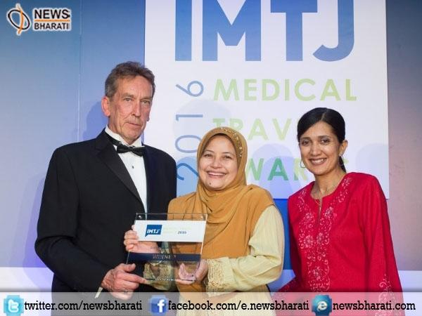 Malaysia wins International Medical Travel Journa award