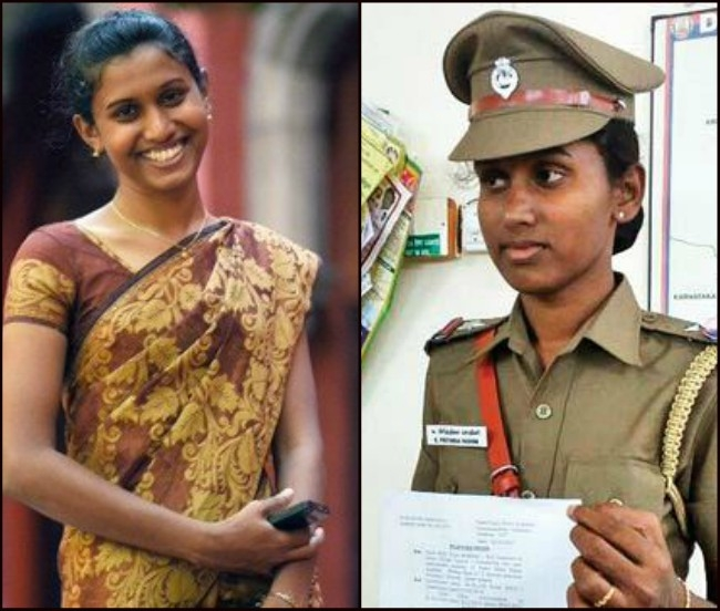 'Excellence' speaks louder than Gender! Prithika Yashini becomes India's 1st Trans Sub-Inspector