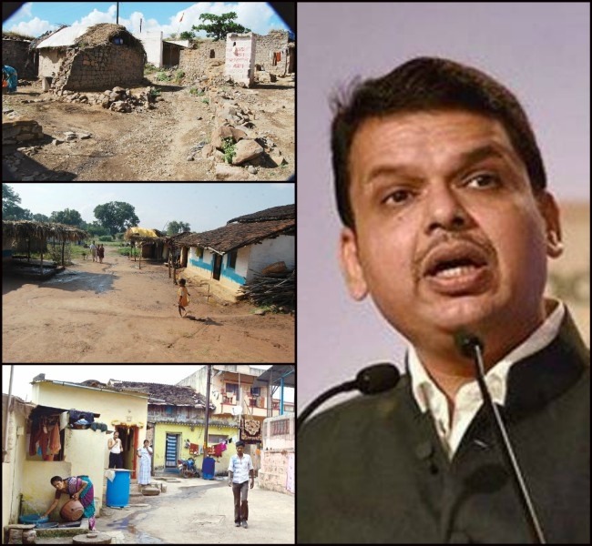 CM Fadnavis aims to transform Pune to 'Smart City' by bridging the gap between villages and cities