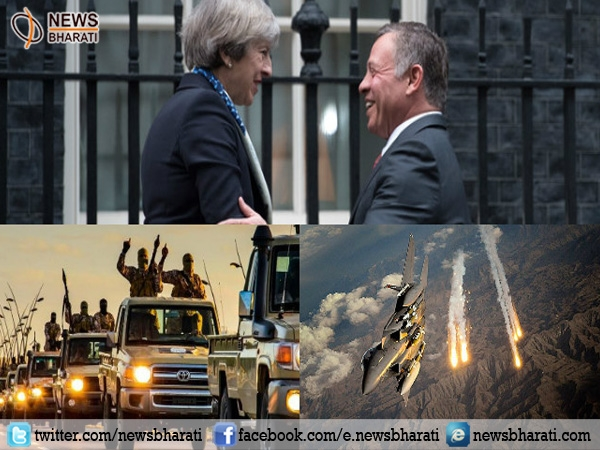 Jordan to be on our side to fight ISIS, says UK