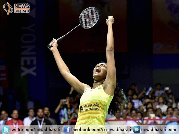 PV Sindhu avenges Olympic defeat: crushes Carolina Marin to win  India Open Super Series title