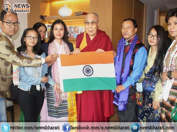 Dalai Lama's visit to Arunachal makes China anxious
