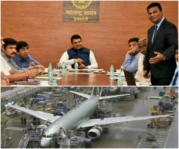 'Make in India' gets boost as Maharashtra set to become India's first aircraft manufacturer