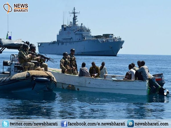 Indian Commercial Ship hijacked by Somalia Pirates