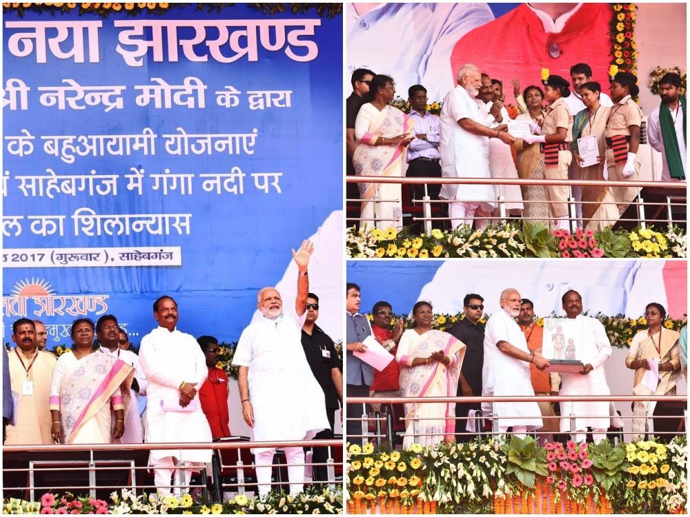 Quicker development will lead to quicker empowerment: PM Modi assures progress of Jharkhand
