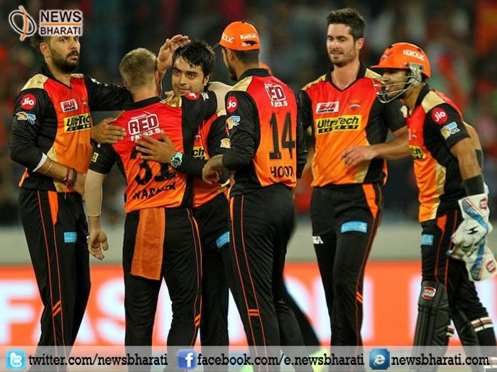 IPL 2017: Defending champions Sunrisers registers defeats RCB in opening match