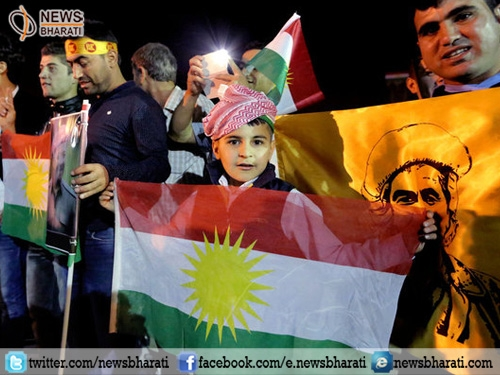 Kurds plans to hold referendum, get separated from Iraq ones ISIS is defeated