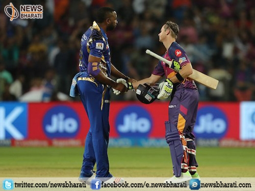 IPL 2017: Smith's knock of 84 runs helped Rising Pune Supergiant to defeat Mumbai Indians