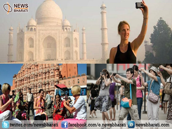 Boost in tourism: India registers 17.8%, 10.7% hike in income, Tourist Arrivals in March 2017