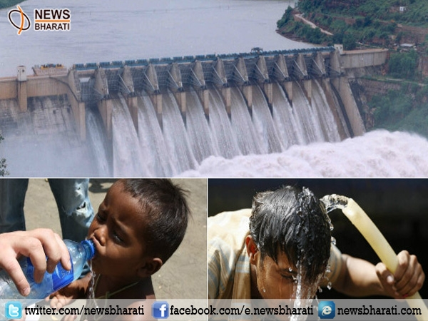 Water level of 91 major reservoirs drops by 1%, Read full states' water storage