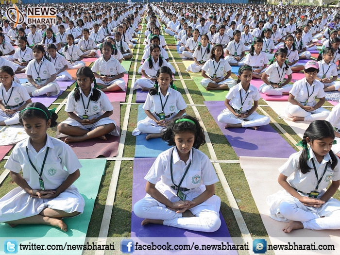 9 Universities offer Yoga's higher education in India