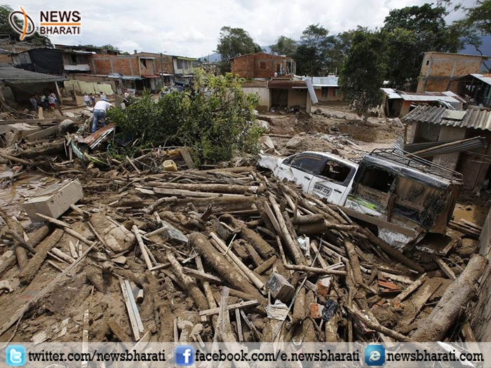At least 314 people killed in giant mudslide in Colombia