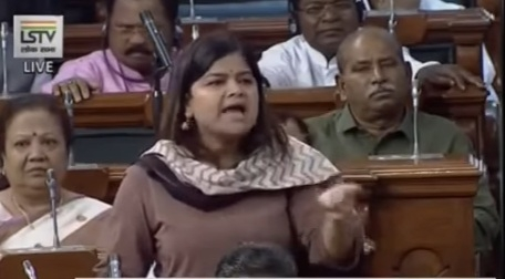 CPM intolerant towards RSS in Kerala: Poonam Mahajan
