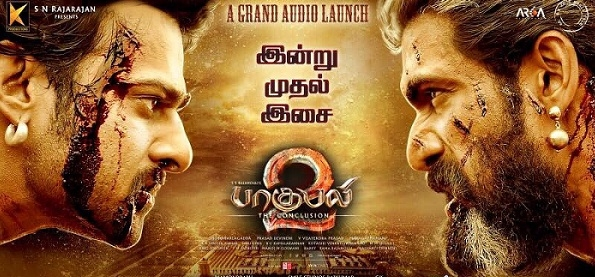 Chennai is all set to witness the mega Tamil audio release of Baahubali 2