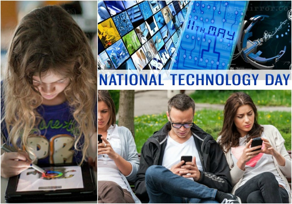 Let us value  'humans' first in this era of 'technology' on #NationalTechnologyDay