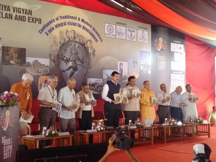 Rathore inaugurates 5th Bharatiya Vigyan Sammelan & Expo in Pune