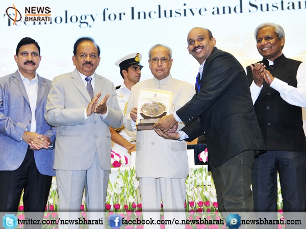 Scientific, technological developments are a key to nation's success: Prez Pranab