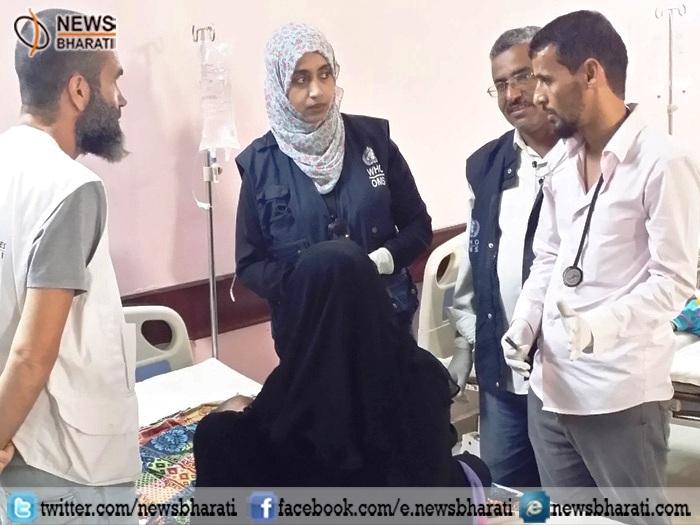 Cholera outbreak in Yemen kills at least 800 people; 1,00,000 more suspected