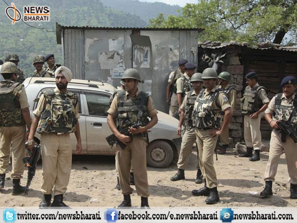 Indian security forces busts Hizbul Mujahideen terror module; arrests 4 with heavy arms
