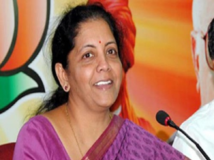 Sitharaman rejects RaGa's allegations against Modi government