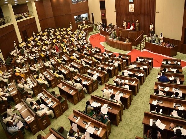 Today Andhra Pradesh Assembly passed GST bill with an aim to evade double taxation