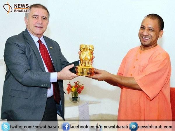 With help of Israeli expertise, #YogiSarkar will do development of Uttar Pradesh
