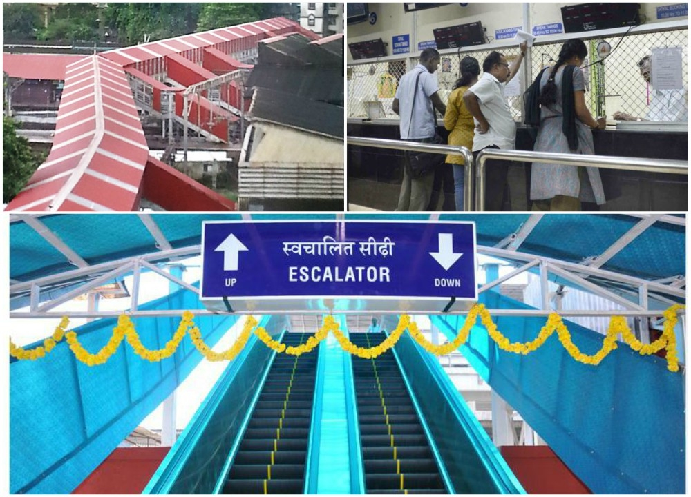 To give hassle-free experience, Railways came up with passenger's amenities at Mumbai