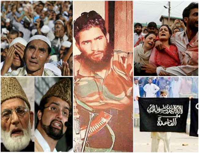 Kashmir killing Kashmiri: An existential threat being posed by radical Islam