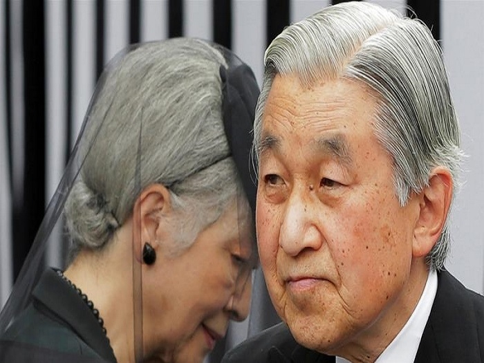 Japan government ayes law for abdication of Emperor Akihito