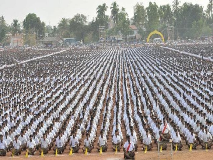 RSS plans its July review meeting for the first time in J & K