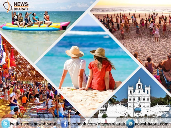 Welcome All! Adventurous Goa topped to become India's most preferred destinations