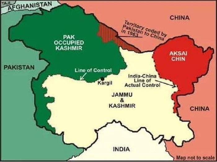 China has 'vested interest' in resolution of Kashmir dispute: Daily