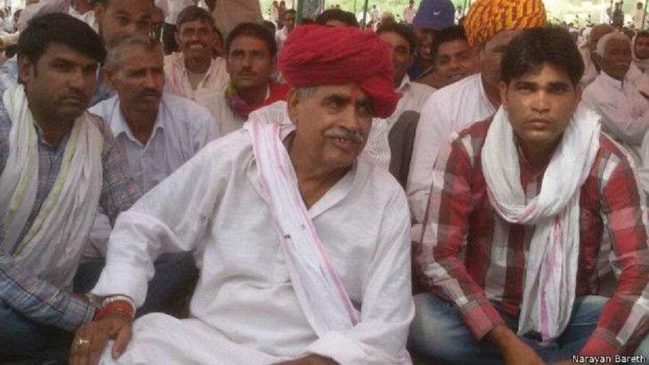 Rajasthan restores OBC status on Gujjar community