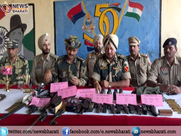 BSF, Punjab Police bust terror module with Canada-Pakistan links