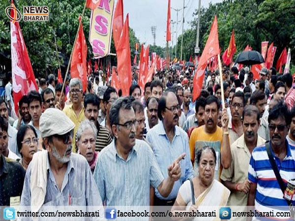 CPIM starts 'March to Nabanna' , political topsy-turvy in Bengal capital
