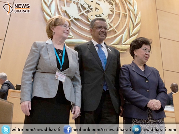Former Ethiopian Health Minister Tedros Ghebreyesus is the new WHO chief