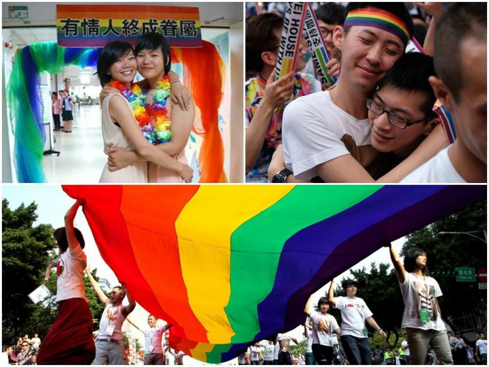 #LGBT: Taiwan legitimizes same-sex marriage