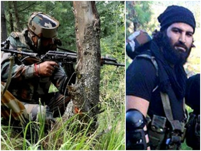 Indian security forces strike back to curb terrorism in Kashmir; Kills 10 militant in different encounters
